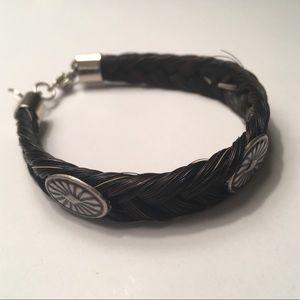 Jewelry - Handcrafted Horsehair Bracelet